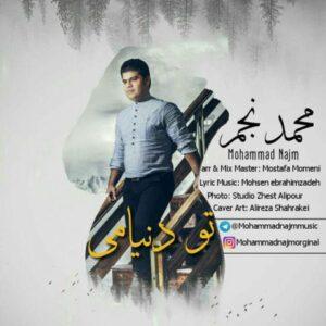 تو دنیامی از محمد نجم