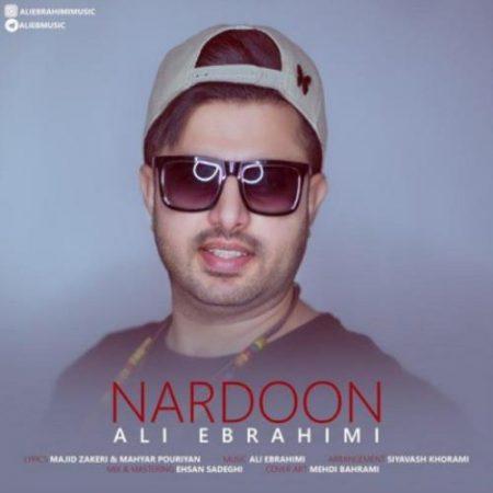 دانلود آهنگ علی ابراهیمی بنام ناردون