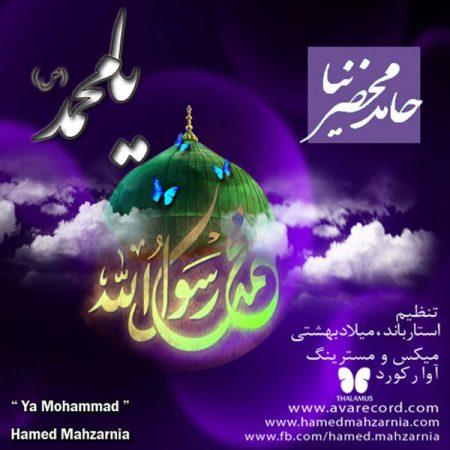 حامد محضرنیا یا محمد